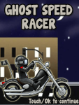 Ghost Speed Racer screenshot 1/3
