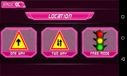 Pink Racer screenshot 2/5