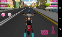 Pink Racer screenshot 4/5