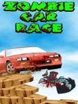 Zombie Car Race screenshot 1/4
