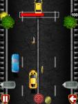 Zombie Car Race screenshot 2/4