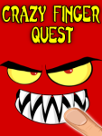 Crazy Finger Quest Free screenshot 1/1