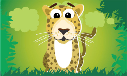 Puzzles: wild animals screenshot 1/6