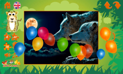 Puzzles: wild animals screenshot 6/6