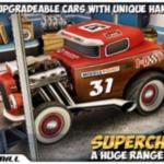 Mini Motor Racing   Shoping  screenshot 2/3