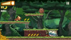 Banana Kong games screenshot 1/3