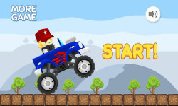 Monster Truck Challenge Games screenshot 4/6