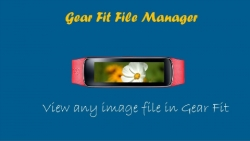 Gear Fit File Manager specific screenshot 2/6