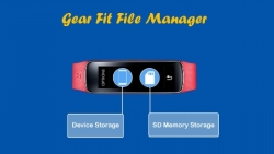 Gear Fit File Manager specific screenshot 5/6