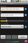 HireADroid screenshot 1/1