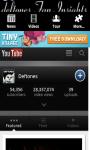 Deftones  Fan  Insights screenshot 1/3