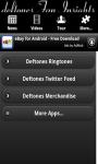 Deftones  Fan  Insights screenshot 2/3