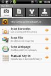 QuickMark QR Code Reader screenshot 4/6
