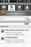 QuickMark QR Code Reader screenshot 5/6