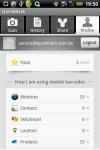 QuickMark QR Code Reader screenshot 6/6