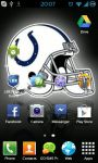 Indianapolis Colts NFL Live Wallpaper screenshot 3/3