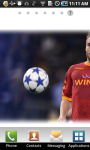 Daniele De Rossi Live Wallpaper screenshot 1/3