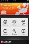 European Driving Guide screenshot 1/1
