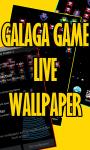 Galaga Game Live Wallpaper Free screenshot 1/3