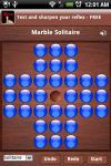 MarbleSolitaire screenshot 1/1