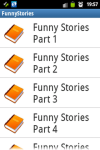 Funny Books Collection screenshot 2/6