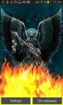 Rocking Reaper Flames LWP free screenshot 3/3
