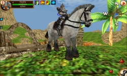 Midgard Rising Full 3D MMORPG screenshot 3/6