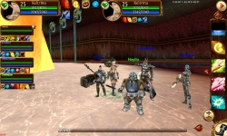 Midgard Rising Full 3D MMORPG screenshot 4/6