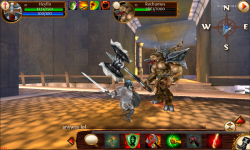 Midgard Rising Full 3D MMORPG screenshot 5/6
