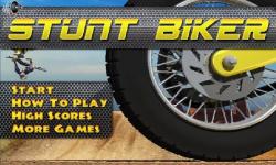 Stunt Biker II screenshot 1/4