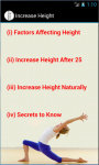 Increase_Height screenshot 3/4