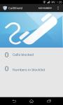 Call xBlocker screenshot 1/2
