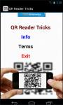 QR Reader Tricks screenshot 2/4