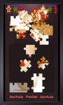 Christmas holiday jigsaw puzzles game free screenshot 3/6