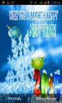Happy New Year 2015 Live WallPaper screenshot 1/6