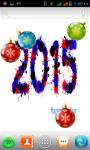Happy New Year 2015 Live WallPaper screenshot 5/6