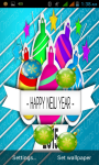 Happy New Year 2015 Live WallPaper screenshot 6/6