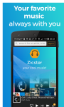 Zicster Unlimited Music screenshot 3/5