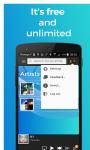 Zicster Unlimited Music screenshot 4/5