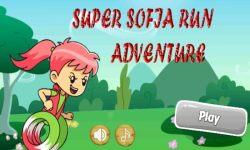Sofia Run Game screenshot 1/6
