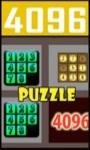 4096 PUZZLE Game screenshot 1/6