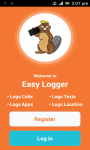 Easy calls and texts logger screenshot 1/6