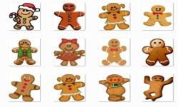 Christmas Gingerbread Onet Classic Game screenshot 3/3