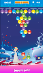 Frozen Queen Bubble Shooter screenshot 3/6