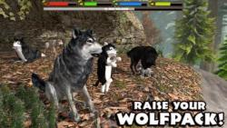 Ultimate Wolf Simulator emergent screenshot 2/6