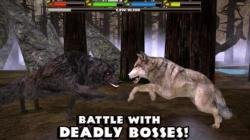 Ultimate Wolf Simulator emergent screenshot 6/6