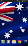 Australia Flag LWP screenshot 2/2