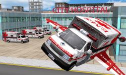 Multilevel Flying Ambulance HD screenshot 1/5