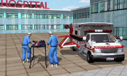 Multilevel Flying Ambulance HD screenshot 4/5