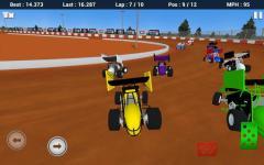 Dirt Racing Mobile 3D proper screenshot 2/6